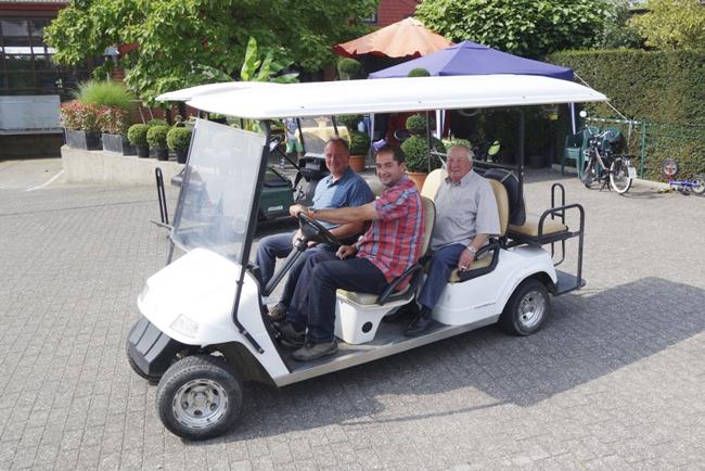 golfwagen